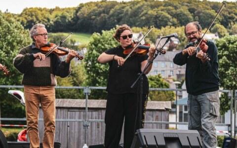 Les Méchants violons (c) Jérémy Kergourlay 2020