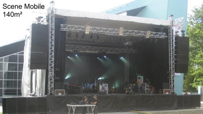 scène concerts